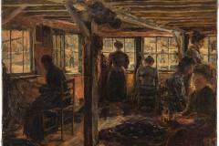 Estudio para En Normandie, ca. 1902
